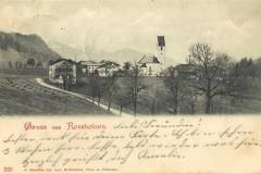 Rossholzen